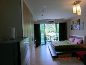 The Naithorn Condo Unit 401, Apartmanok  Naithon-part - big - 13