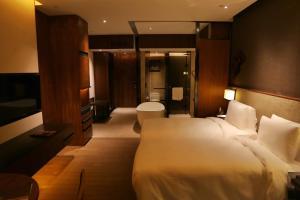 Aoluguya Hotel Harbin, Hotels  Harbin - big - 15