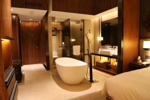 Aoluguya Hotel Harbin, Hotels  Harbin - big - 14