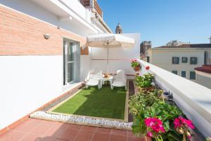 Ahro Suites, Apartmanok  Málaga - big - 1