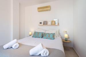 Ahro Suites, Апартаменты  Малага - big - 141