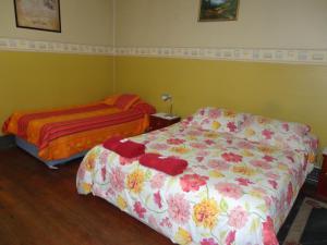 Hostal Residencia Blest Gana, Penziony – hostince  Viña del Mar - big - 43