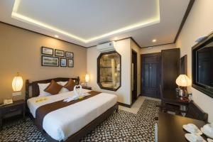 Golden Bell Hoi An Boutique Villa, Hotels  Hoi An - big - 33