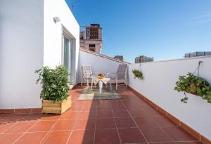 Ahro Suites, Apartmanok  Málaga - big - 36