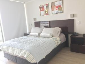Apartamento Parque Arauco Kennedy, Ferienwohnungen  Santiago - big - 1