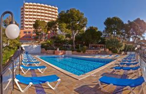 Hotel Blue Bay, Отели  Пальма-де-Майорка - big - 1