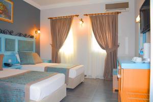 Hotel Atrium, Hotel  Bodrum City - big - 5