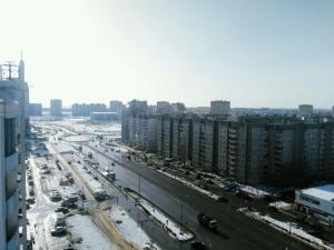 Apartments on Stakhanova 45, Ferienwohnungen  Lipetsk - big - 10