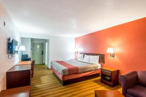 Motel 6 Oklahoma City, Motely  Oklahoma City - big - 26