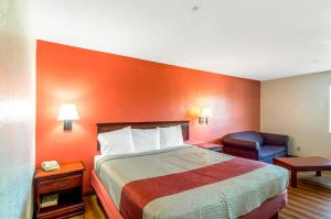 Motel 6 Oklahoma City, Motely  Oklahoma City - big - 24