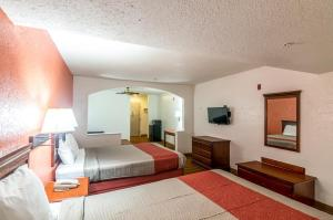 Motel 6 Oklahoma City, Motely  Oklahoma City - big - 19