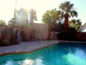 1568 Yaqui Rd Home Home, Dovolenkové domy  Borrego Springs - big - 1