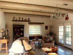 1568 Yaqui Rd Home Home, Dovolenkové domy  Borrego Springs - big - 5