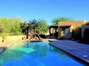 1568 Yaqui Rd Home Home, Dovolenkové domy  Borrego Springs - big - 20