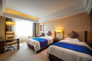 Shanshui Hotel, Hotels  Nanjing - big - 20