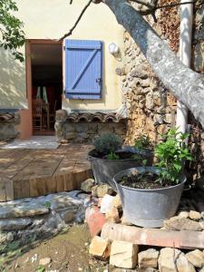 Gîte l'Ecluse au Soleil, Holiday homes  Sougraigne - big - 19