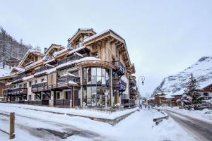 Canadienne 9 - Caribou, Apartments  Val d'Isère - big - 6