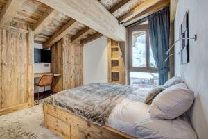 Canadienne 9 - Caribou, Apartments  Val d'Isère - big - 3