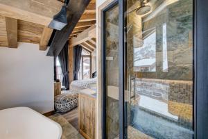 Canadienne 9 - Caribou, Apartments  Val d'Isère - big - 12