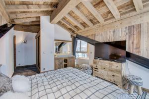 Canadienne 9 - Caribou, Apartments  Val d'Isère - big - 13