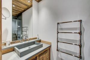 Canadienne 9 - Caribou, Apartments  Val d'Isère - big - 9