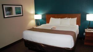 Quality Inn & Suites Near White Sands National Monument, Отели  Аламогордо - big - 14