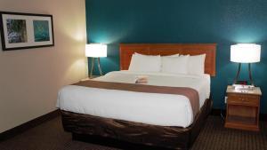Quality Inn & Suites Near White Sands National Monument, Отели  Аламогордо - big - 9