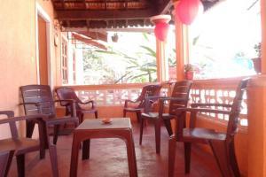Goan Portuguese Villa, Vily  Saligao - big - 5