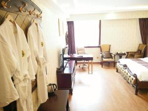 Ya Lu Zang Bu Jiang Hotel, Szállodák  Jacsiang - big - 3
