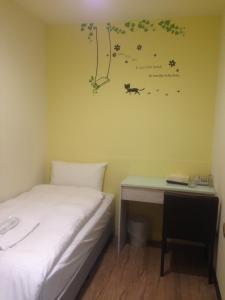Galaxy Mini Inn, Hotels  Taipeh - big - 14