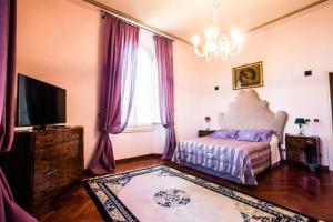 Relais Villa Al Vento, Venkovské domy  Incisa in Valdarno - big - 16
