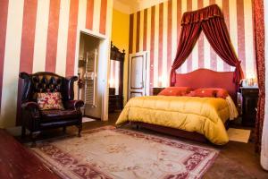 Relais Villa Al Vento, Venkovské domy  Incisa in Valdarno - big - 11