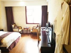 Ya Lu Zang Bu Jiang Hotel, Szállodák  Jacsiang - big - 2