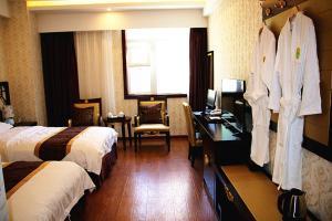 Ya Lu Zang Bu Jiang Hotel, Szállodák  Jacsiang - big - 6