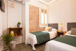 Double or Twin Room with Courtyard View
