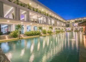 Angkor Elysium Suite, Szállodák  Sziemreap - big - 48