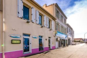 Les Chambres de Jeannette, Bed & Breakfasts  Marseille - big - 102
