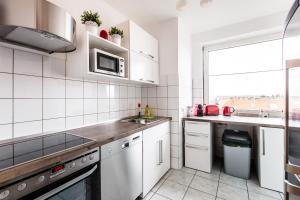 Apart2Stay, Appartamenti  Düsseldorf - big - 165