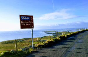 Ocean Villa Country Home, Bed and Breakfasts  Clifden - big - 62