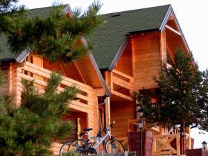 Villa Natural Wood, Ferienwohnungen  Zlatibor - big - 2
