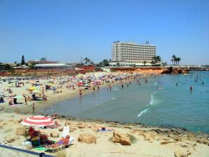 Luxury 3 bedroom 3 bathroom house, Playa Flamenca, Case vacanze  Playa Flamenca - big - 28