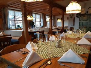 Hotel-Gasthof Lammersdorf, Гостевые дома  Мильстат - big - 37