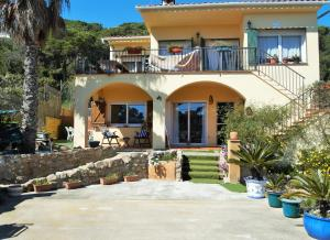 Villa André, Ferienhäuser  Lloret de Mar - big - 26