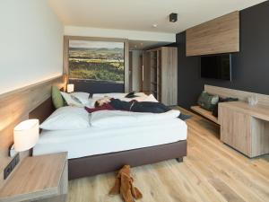 Weinlodge Siedler, Bed and Breakfasts  Mautern - big - 8