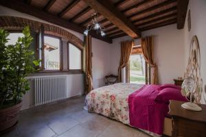Quata Tuscany Country House, Agriturismi  Borgo alla Collina - big - 43