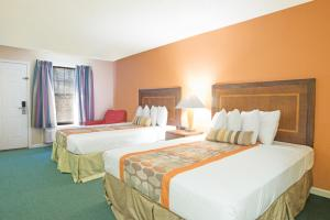Premium Queen Room with Two Queen Beds - Non-Smoking