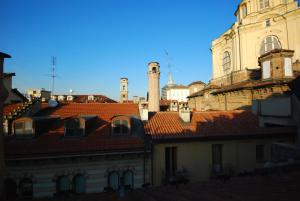 Il Loft sui Tetti, Апартаменты  Турин - big - 20