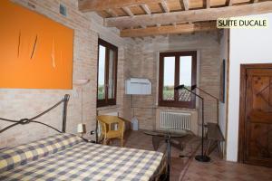 Hotel Palazzo Meraviglia, Hotely  Corinaldo - big - 11