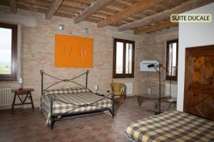 Hotel Palazzo Meraviglia, Hotely  Corinaldo - big - 10