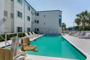 Motel 6 Columbia East South Carolina, Hotels  Columbia - big - 44